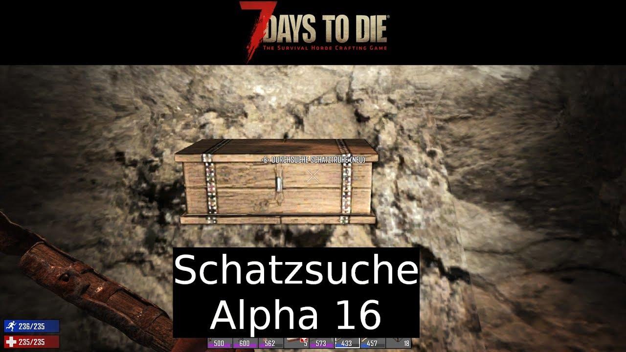 7 Days To Die Schatz Finden