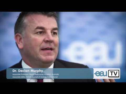 EAU TV - Dr. Declan Murphy About The Game Changing Precision Study