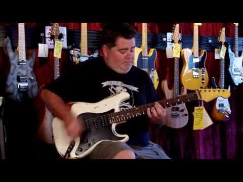 Matt's Music - Nash S81 Shred Guitar Demo S-81 - Erin Carey