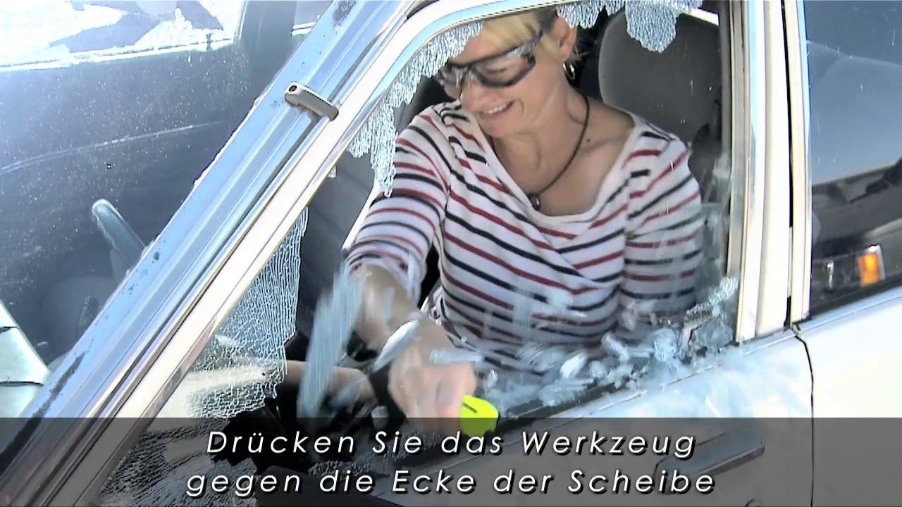 ResQMe Car Escape Rescue Tool Glasbrecher Gurtschneider