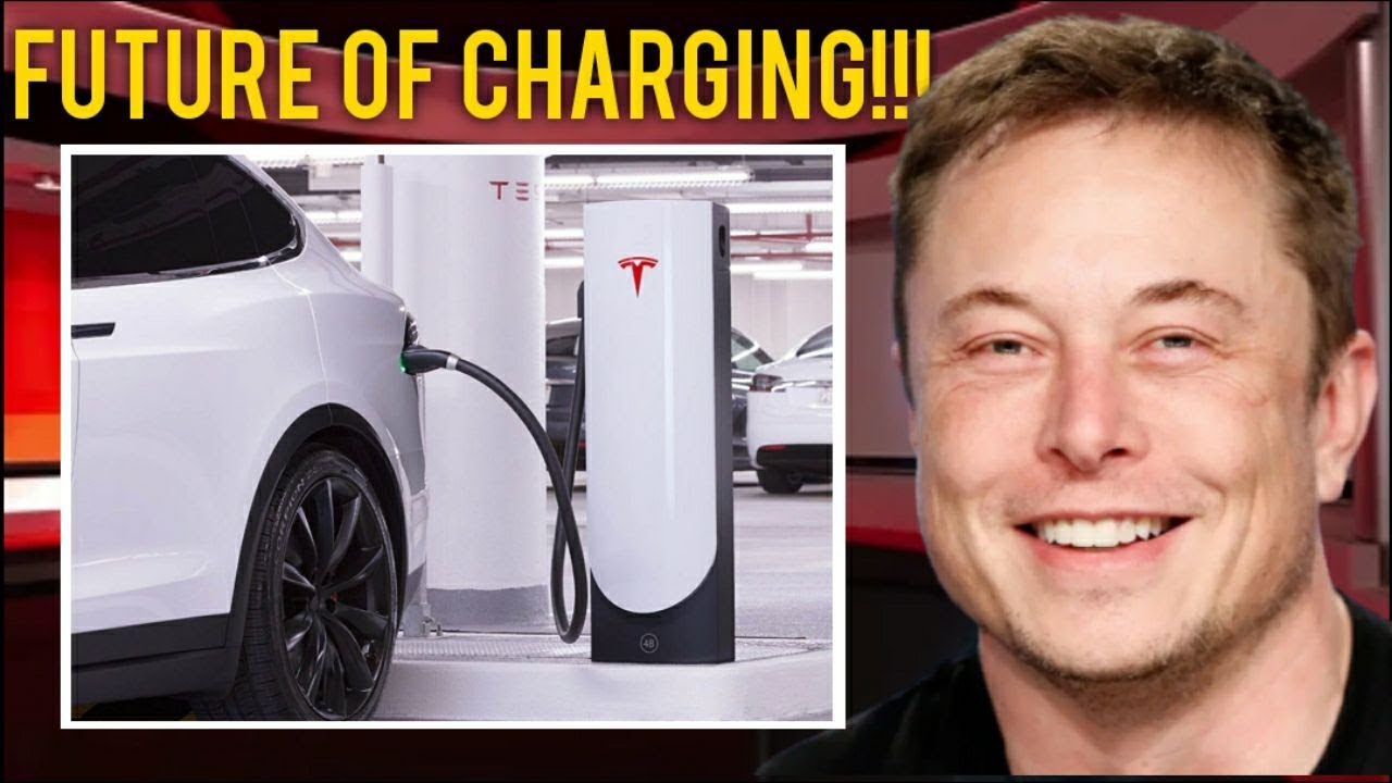This Charging Technology will keep Tesla the number one in the World!