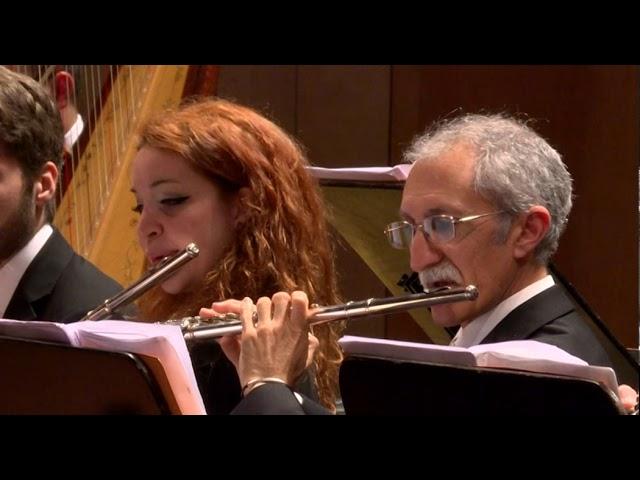 Concerto inaugurazione 2017 - Conservatorio Palermo