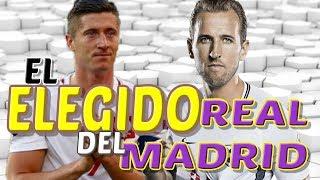 💰 Lewandowski y Kane: la DECISIÓN de Florentino para el Real Madrid 👤