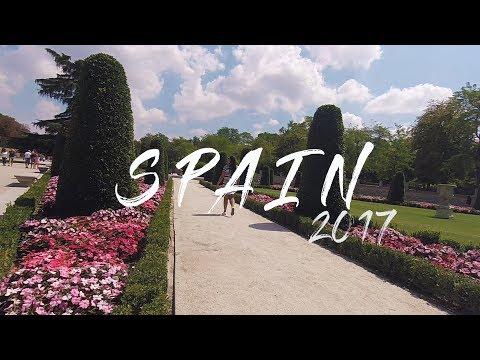 Spain 2017 Travel // GoPro Hero 5 Session