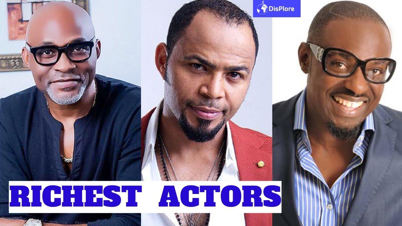 Top 10 Richest Nollywood  Actors 2020