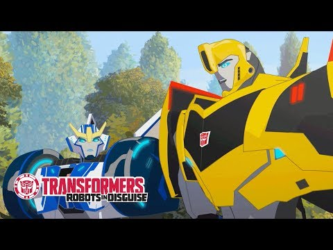 Transformers Greece: Robots in Disguise - Πλήρες Επεισόδιο 1 (Περίοδος 1)