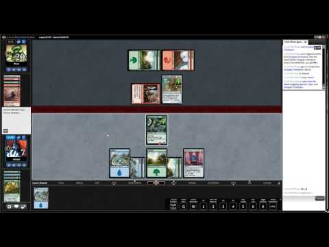 Aether Revolt Draft #7 - Match #3 - UG Energy