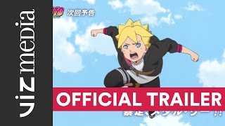 Official BORUTO: Naruto Next Generations Episode 3 Trailer