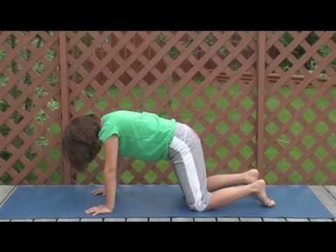 kids yoga posesshark pose from yogainmyschool  youtube