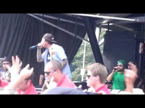 POD - Boom - Live at Rockstar Energy Uproar Tour Detroit 2012