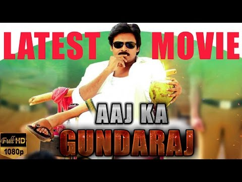 Aaj Ka Gundaraj (2016) Pawan Kalayan || Latest South Indian Dubbed Movie 2016 || Dubbed Hindi 2016