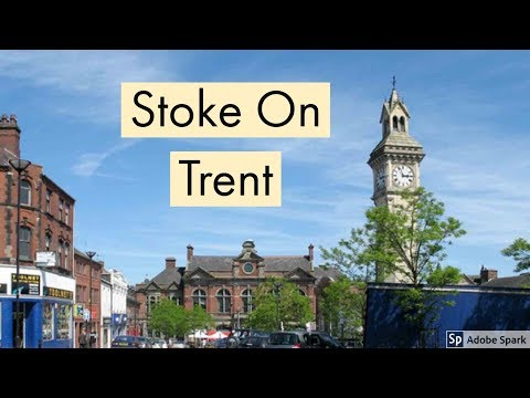 Travel Guide Stoke On Trent Staffordshire UK Pros And Cons Review