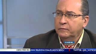 La Entrevista El Noticiero Televen - Primera Emisión - Viernes 29-04-2016   Televen Tv  Televen Tv