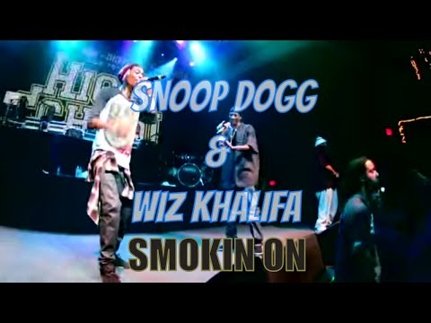 Snoop Dogg & Wiz Khalifa - Smokin On (Official Music Video)