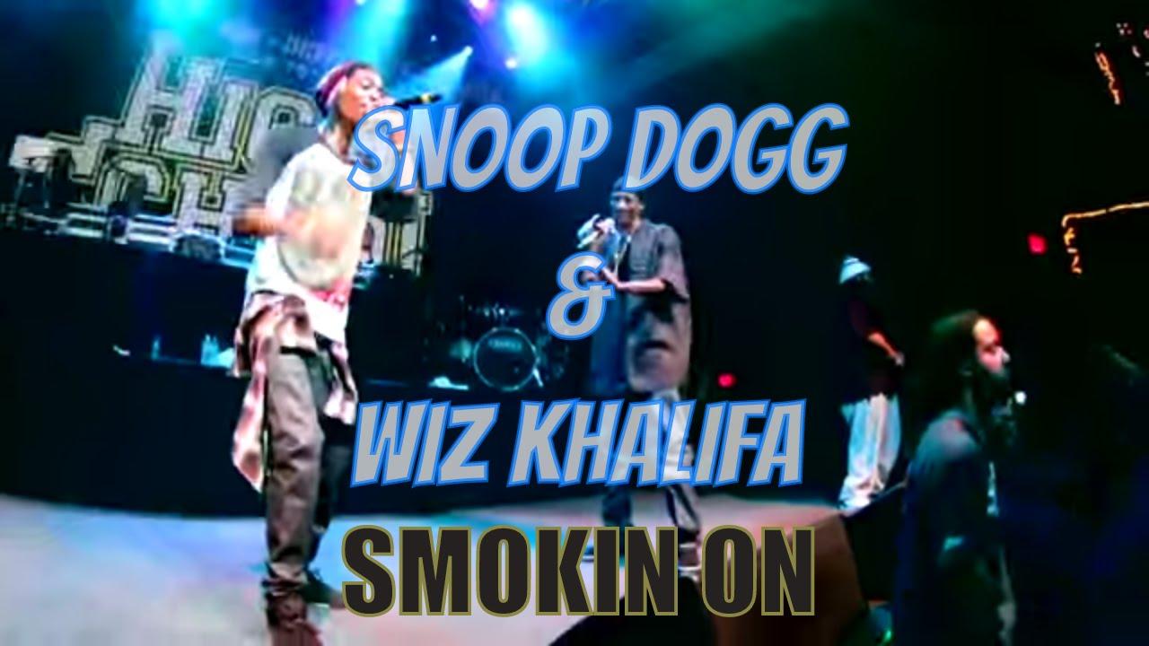 Snoop Dogg & Wiz Khalifa — Smokin On (Official Music Video)