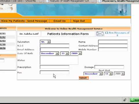 Free Patient Records Management System By