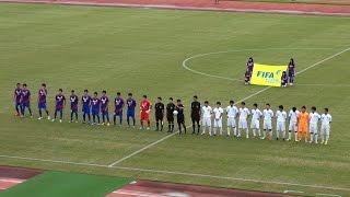 Jユースカップ ヴァンフォーレ甲府vs愛知FC 前半 @山梨中銀スタジアム ...