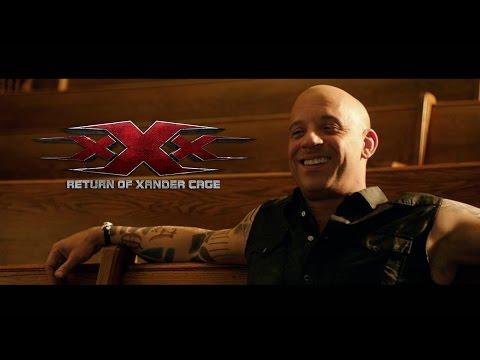 xXx - IL RITORNO DI XANDER CAGE con Vin Diesel - Trailer italiano ufficiale