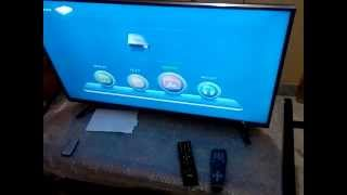 VU LED TV Review-Audio issue