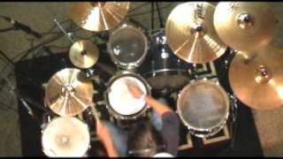 Cobus - Blink 182 - Violence (drum cover)