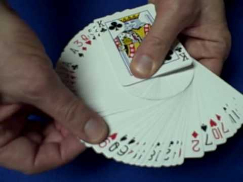 Slop - Card Trick Tutorial