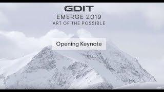 Emerge 2019 Opening Keynote: Dawn Meyerriecks, Central Intelligence Agency