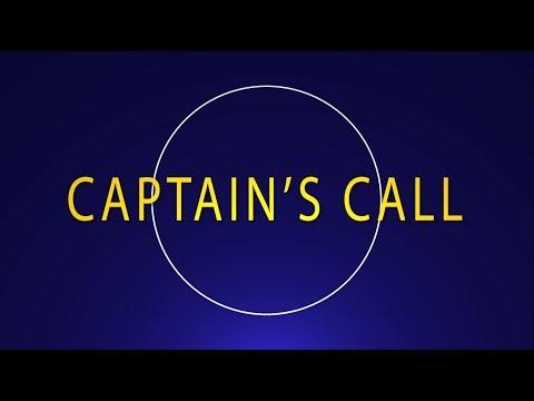 Captain's Call - April 19, 2018