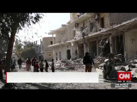 Syrian Forces Make Big Gains In Aleppo