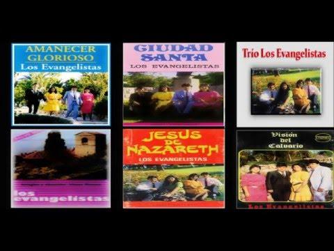 Lo Mejor del Trio Los Evangelistas_  Musica Cristiana del Recuerdo 80-90