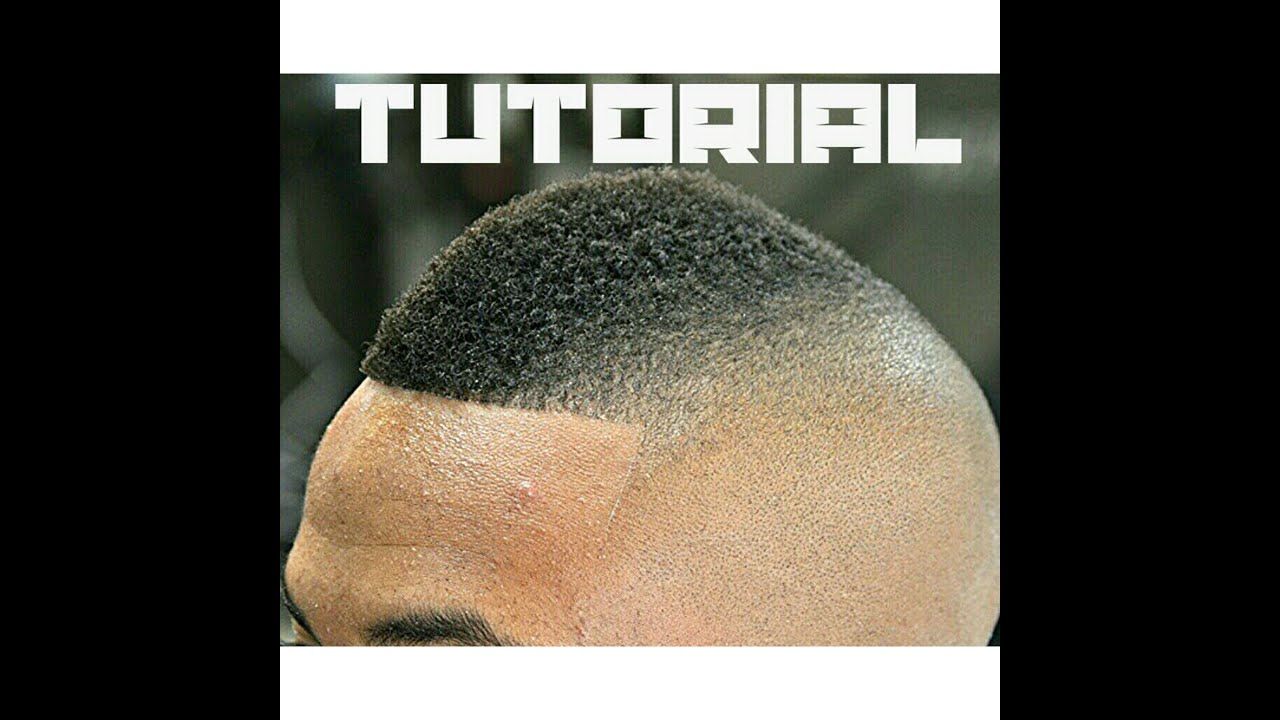 How To High And Tight Faux Hawk Youtube