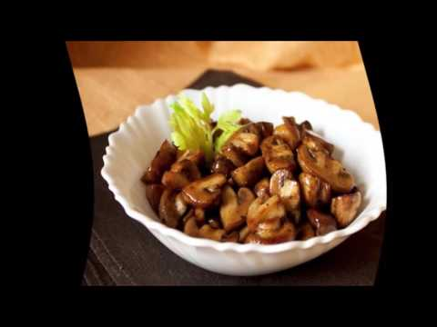 сколько по времени жарятся грибы шампиньоны на сковороде
