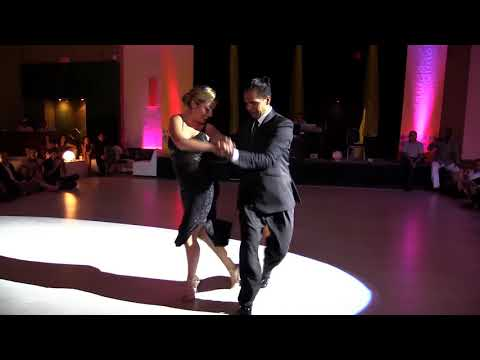 Sebastian Arce & Noelia Hurtado & Carlos Espinosa ??!! it takes 3 to tango!
