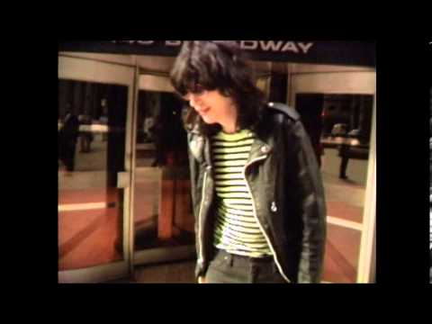 "Joey Ramone Clip From ""...ya Know?"" DVD - George Seminara"