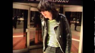 Joey Ramone Clip From \