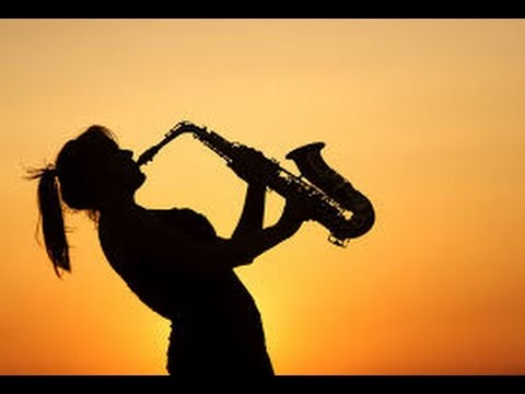 Erotic saxophone/Deep house music summer mix 2015