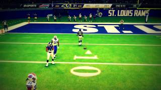 Football-NFL-Madden 25 :: What If....Movie Theatre Voice :: Rams Vs. Bills - Online Gameplay XboxOn