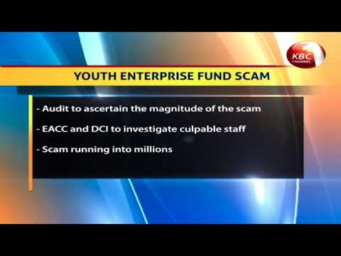 Youth Enterprise Development Fund suspends seven top managers