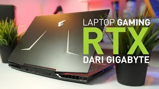 Laptop Professional atau Laptop Gaming ??? | Review Gigabyte Aorus 15 - W9 & Aero 15 X9