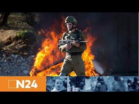 Zorn im Heiligen Land: Steine, Raketen, Tote - die Gewaltspirale dreht sich in Nahost