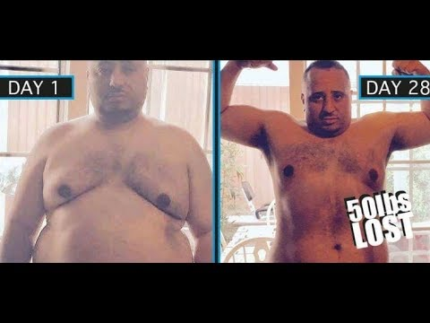 I LOST 50 POUNDS IN 28 DAYS WATER FASTING!