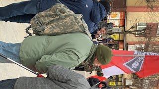 Hajnowski Marsz Pamięci Żołnierzy Wyklętych - relacja na żywo