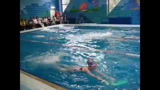 Открытый урок по оздоровительному плаванию в бассейне