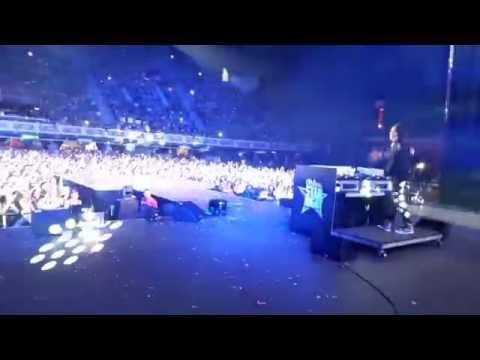 DJ Antoine live @ Arena de Geneve | FR. 13.05.2016 | Geneva (CH)