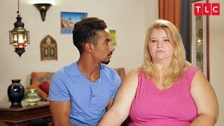 Nicole Is Not Azan's Perfect Woman... But He Loves Her Anyway | 90 Day Fiance