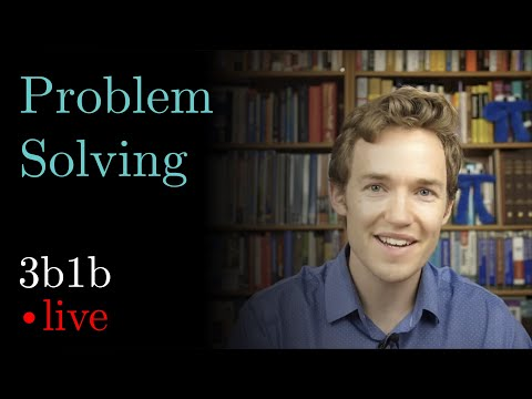 Tips to be a better problem solver [Last lecture] | Lockdown