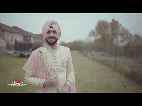Indian Sikh Punjabi Destination wedding photography videographey Toronto 2018
