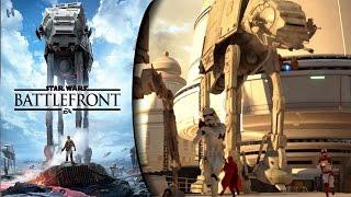 Star Wars: Battlefront (2015) PC HD: Bespin DLC: Walker Assault | Bespin: Cloud City