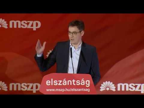 MSZP Programbemutató 2017.12.09. Molnár-Karácsony-Hiller-Kunhalmi