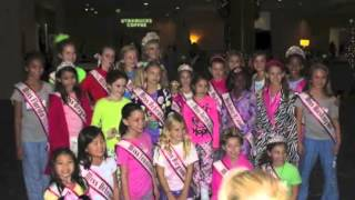 National American Miss NY Jr. Pre-teen farewell video