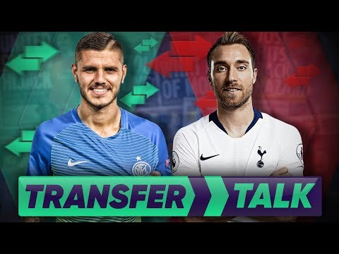 Chelsea To Spend £100M On Mauro Icardi To Replace Alvaro Morata?! | Transfer Talk